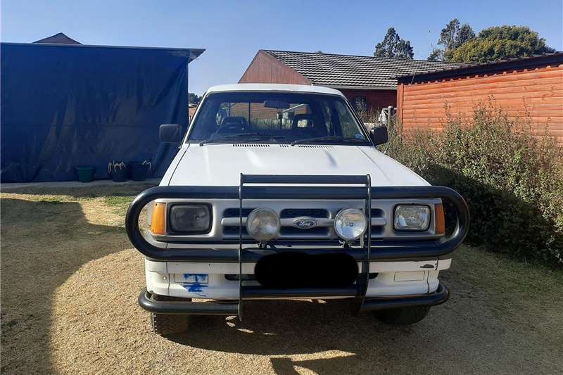 Used 0 Ford Courier