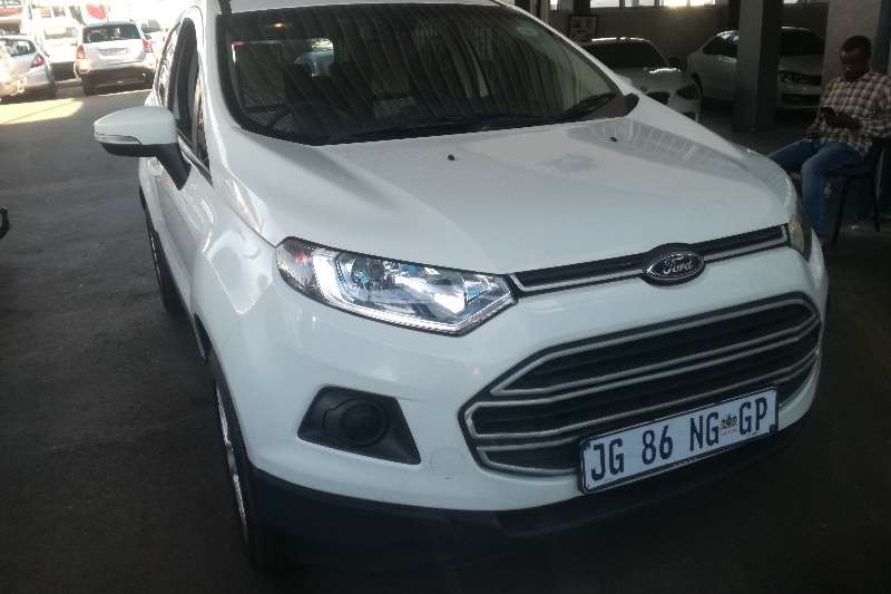Ford Ecosport 1.0 Ecoboost 2017