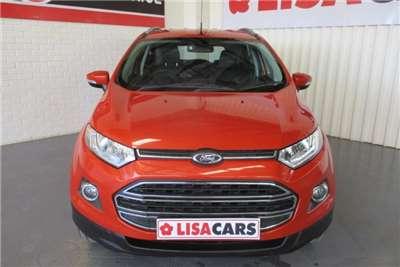 Ford Ecosport 1.0 ECOBOOST TITANIUM 2014