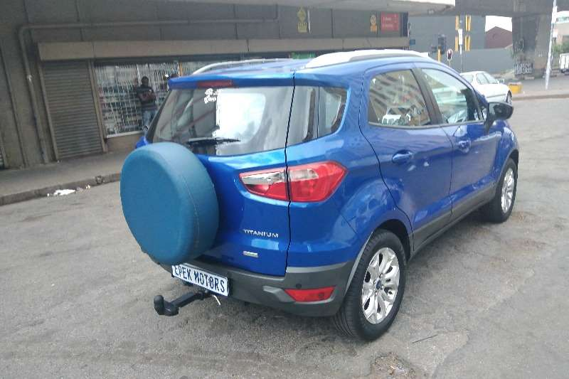 Used 2015 Ford Ecosport ECOSPORT 1.0 ECOBOOST TITANIUM