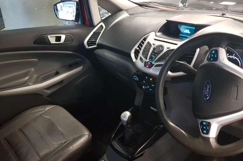Ford Ecosport 1.0 ECOBOOST TITANIUM 2016