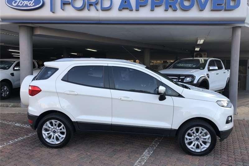 Ford Ecosport 1.0 ECOBOOST TITANIUM 2018