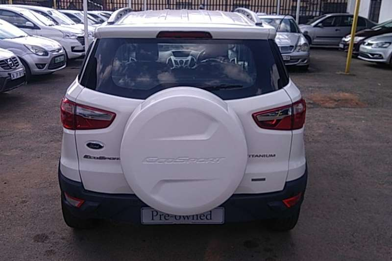 Used 2018 Ford Ecosport ECOSPORT 1.0 ECOBOOST TITANIUM