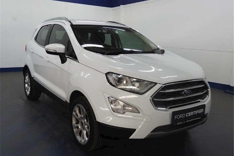 Ford Ecosport 1.0 ECOBOOST TITANIUM 2019