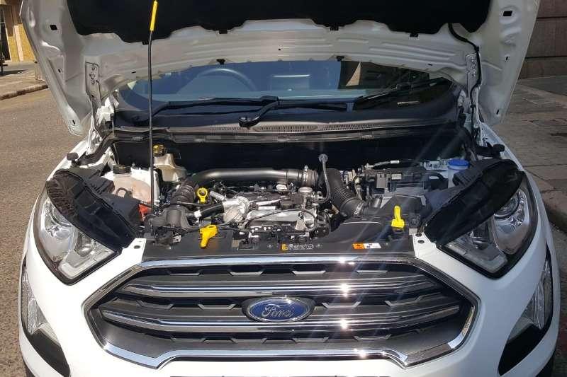 Used 2019 Ford Ecosport ECOSPORT 1.0 ECOBOOST TITANIUM