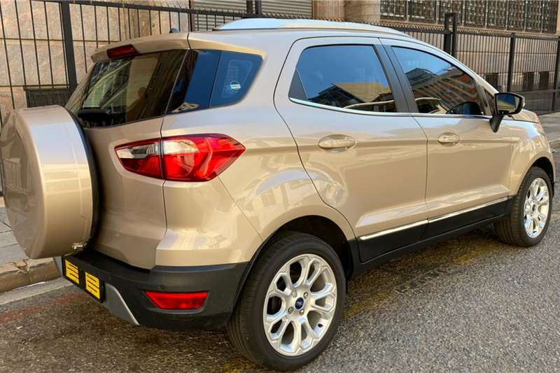 Ford EcoSport 1.0 ECOBOOST TITANIUM 2020