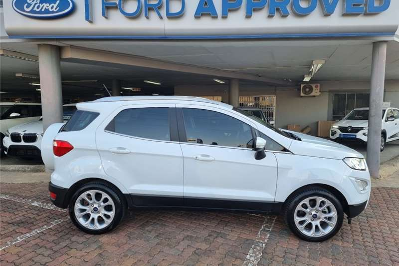 Used 2020 Ford Ecosport