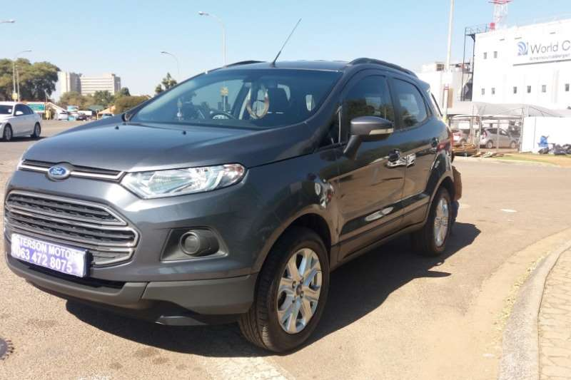 Ford Ecosport 1.0 ECOBOOST TREND 2011