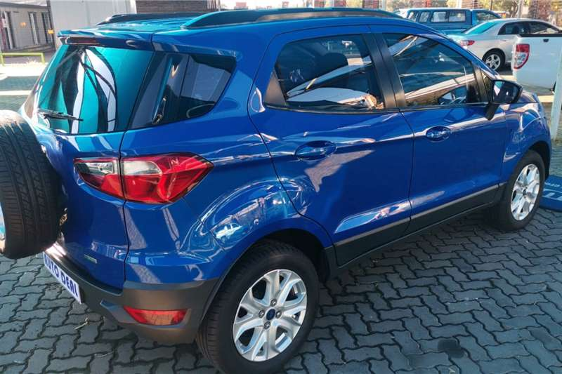 Used 2014 Ford Ecosport ECOSPORT 1.0 ECOBOOST TREND