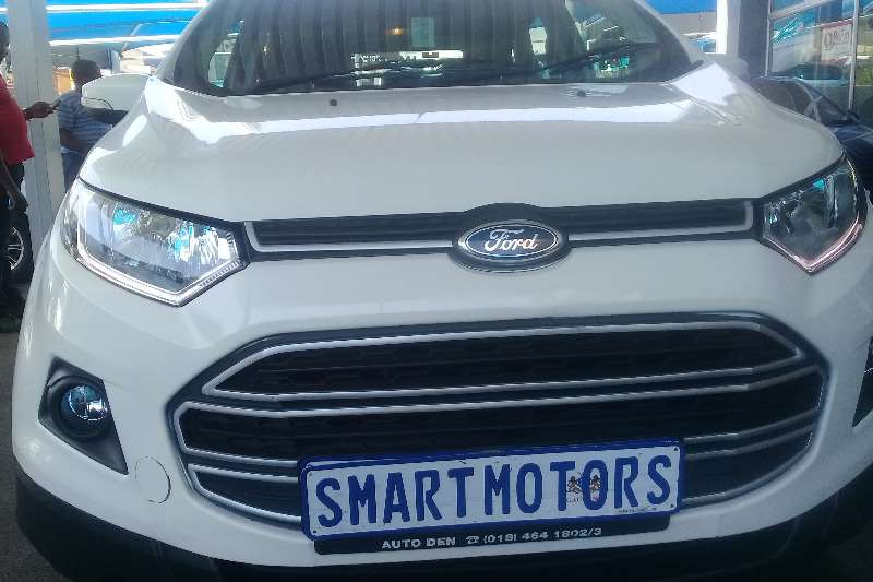 Ford Ecosport 1.0 ECOBOOST TREND 2015