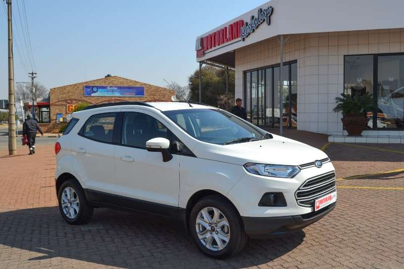 Ford Ecosport 1.0 Ecoboost Trend 2016