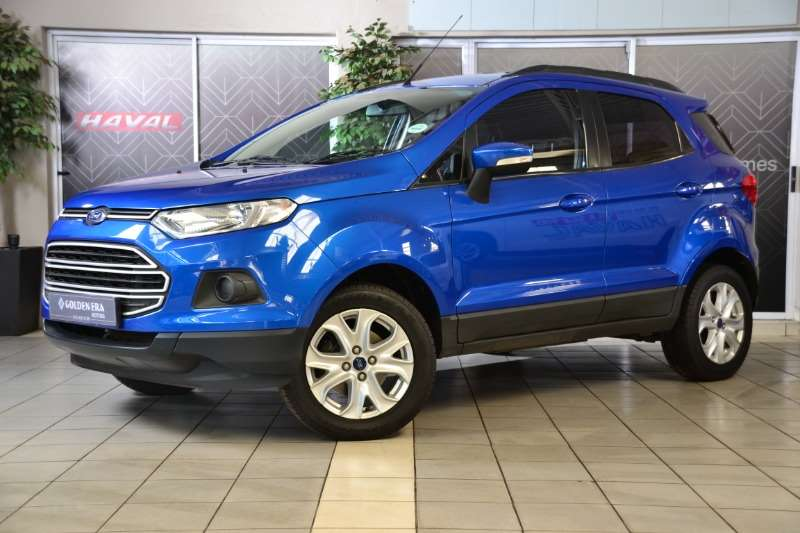 Ford Ecosport 1.0 Ecoboost Trend 2017