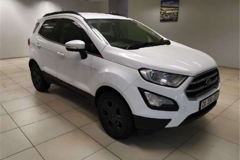 Ford EcoSport 1.0 ECOBOOST TREND 2018
