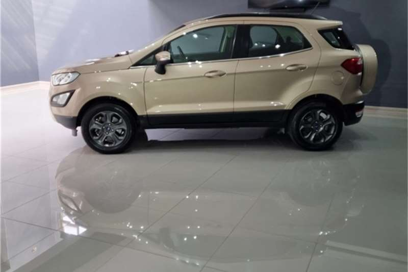 Used 2018 Ford Ecosport ECOSPORT 1.0 ECOBOOST TREND