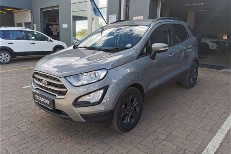 Ford Ecosport 1.0 ECOBOOST TREND 2021