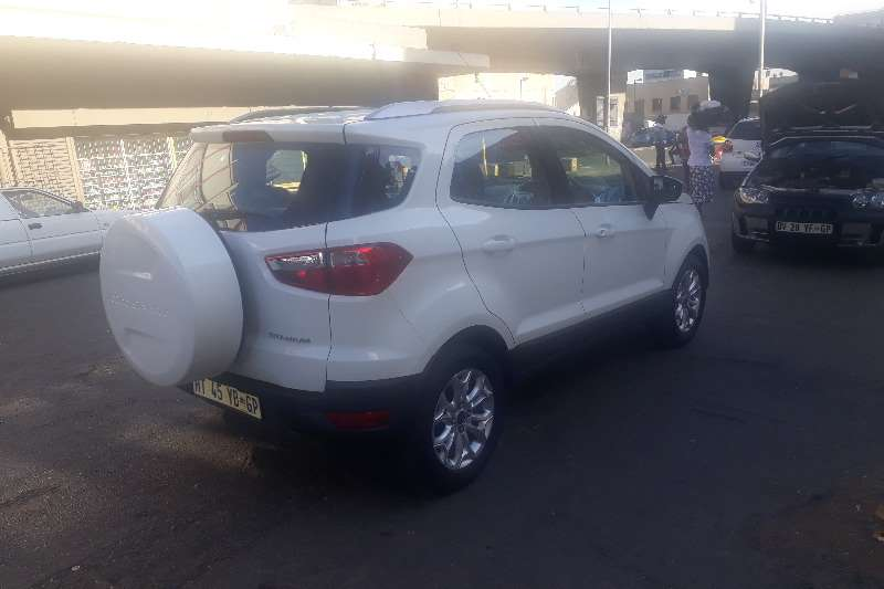 Ford Ecosport 1.0 ECOBOOST TREND A/T 2015