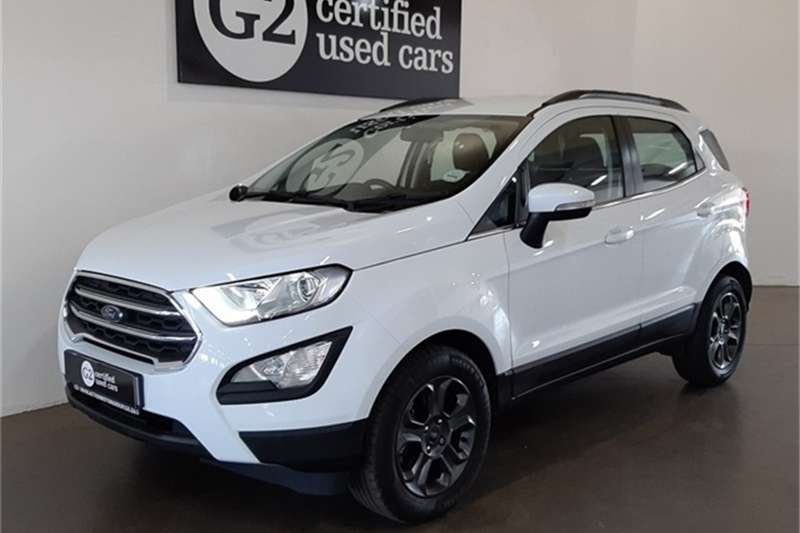 Ford Ecosport 1.0 ECOBOOST TREND A/T 2018