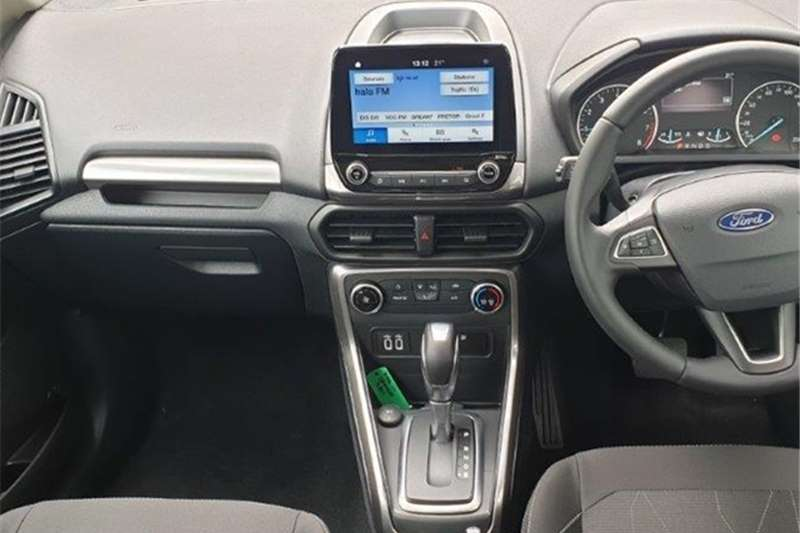 Ford Ecosport 1.0 ECOBOOST TREND A/T 2019