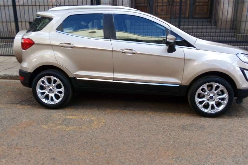 2019 Ford EcoSport ECOSPORT 1.0 ECOBOOST TREND A/T