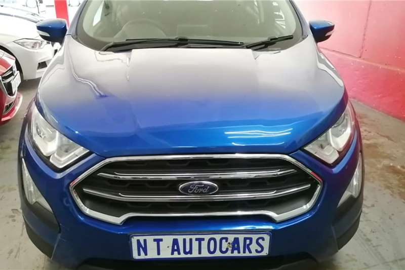 Used 2019 Ford Ecosport ECOSPORT 1.0 ECOBOOST TREND A/T