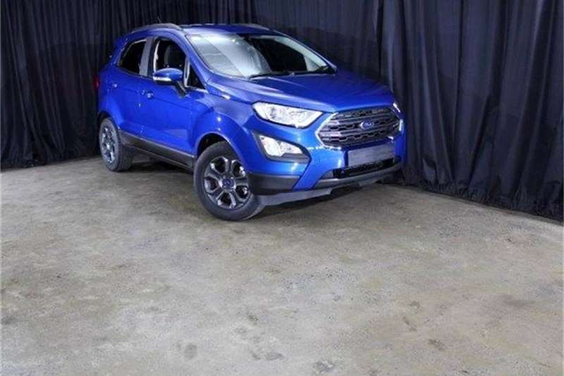 Ford EcoSport 1.0 ECOBOOST TREND A/T 2020