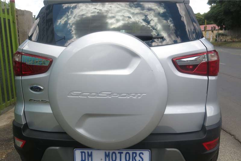 Used 2020 Ford Ecosport ECOSPORT 1.0 ECOBOOST TREND A/T