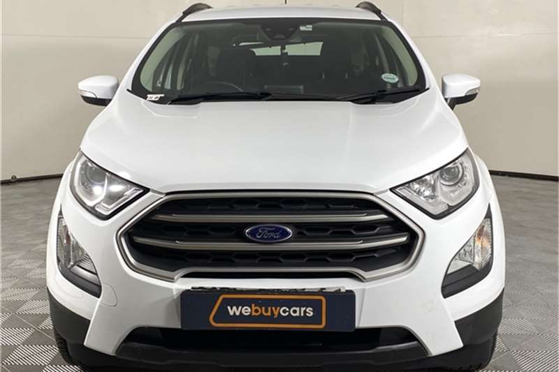 2020 Ford EcoSport ECOSPORT 1.0 ECOBOOST TREND A/T