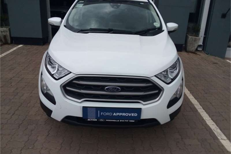 Ford Ecosport 1.0 ECOBOOST TREND A/T 2021