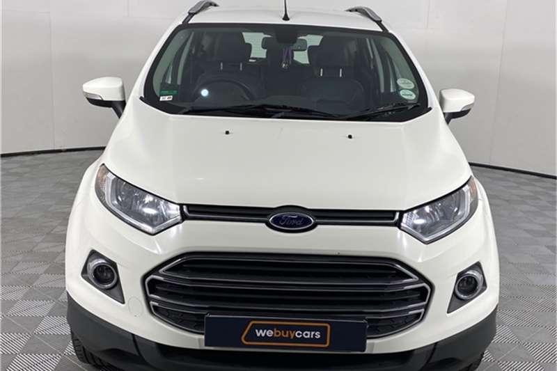 2018 Ford EcoSport ECOSPORT 1.0 ECOSBOOST TITANIUM A/T