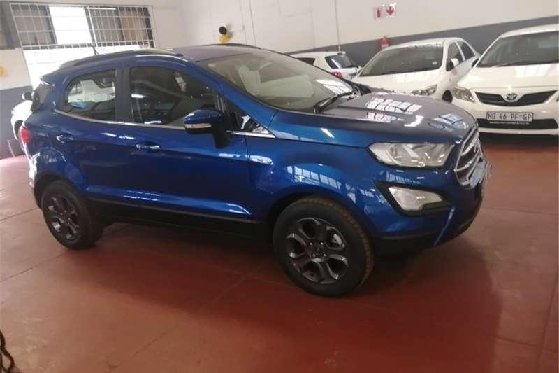Used 2019 Ford Ecosport ECOSPORT 1.0 ECOSBOOST TITANIUM A/T