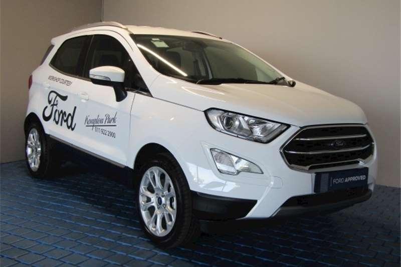Ford Ecosport 1.0 ECOSBOOST TITANIUM A/T 2020