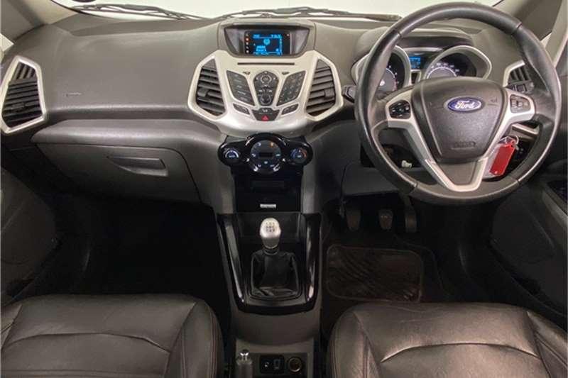 2013 Ford EcoSport EcoSport 1.0T Titanium