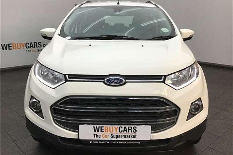 Ford EcoSport 1.0T Titanium 2014