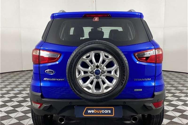 Used 2014 Ford Ecosport 1.0T Titanium