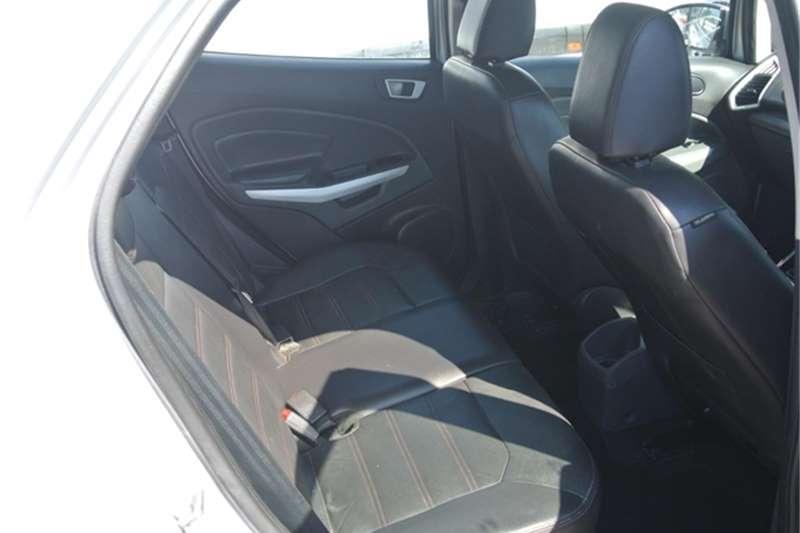 Ford Ecosport 1.0T Titanium 2015