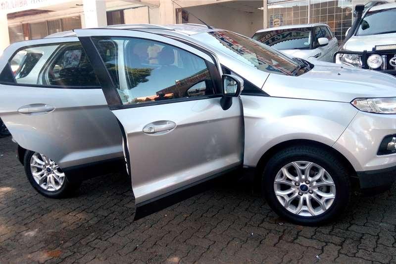 Ford Ecosport 1.0T Titanium 2016