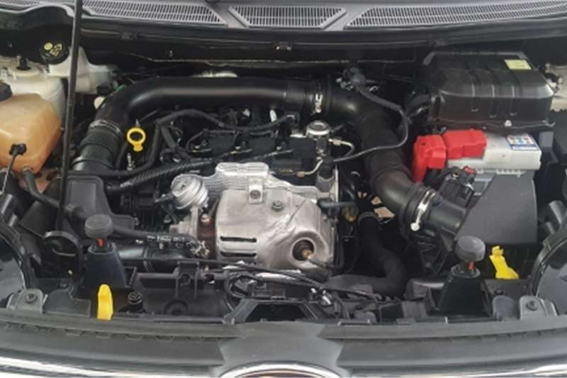 2016 Ford EcoSport EcoSport 1.0T Titanium