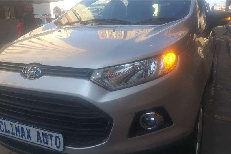 2017 Ford EcoSport EcoSport 1.0T Titanium