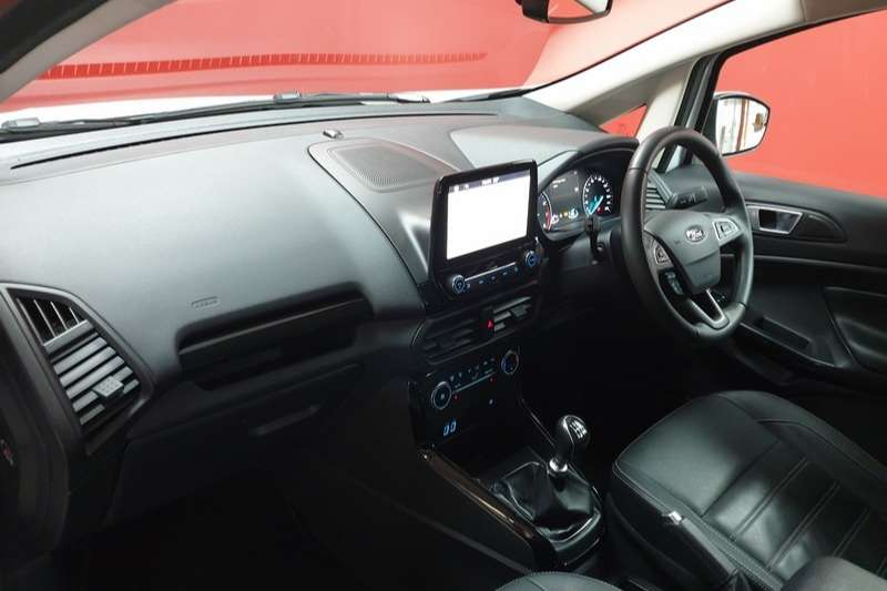 Ford EcoSport 1.0T Titanium 2018