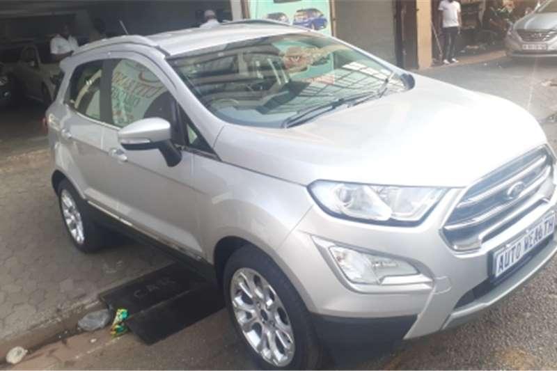 Ford EcoSport 1.0T Titanium 2019