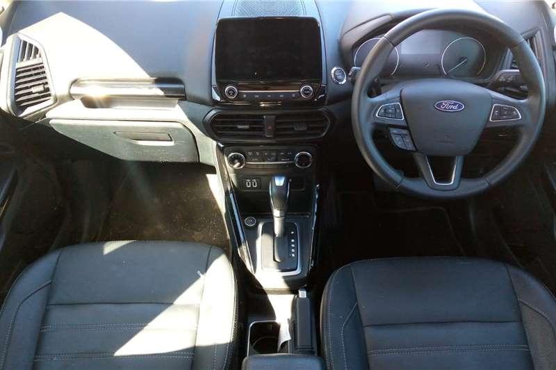 Used 2019 Ford Ecosport 1.0T Titanium