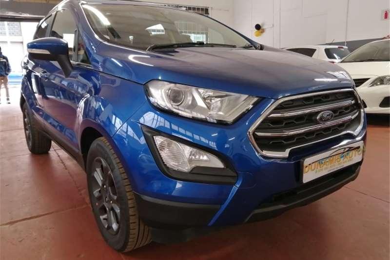 2019 Ford EcoSport EcoSport 1.0T Titanium