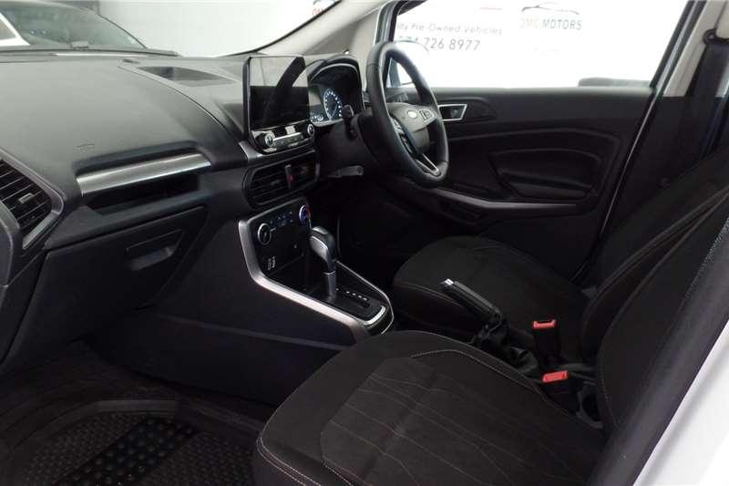 Used 2020 Ford Ecosport 1.0T Titanium