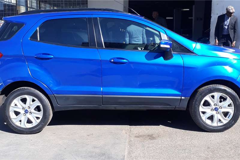 Ford Ecosport 1.0T Trend 2014