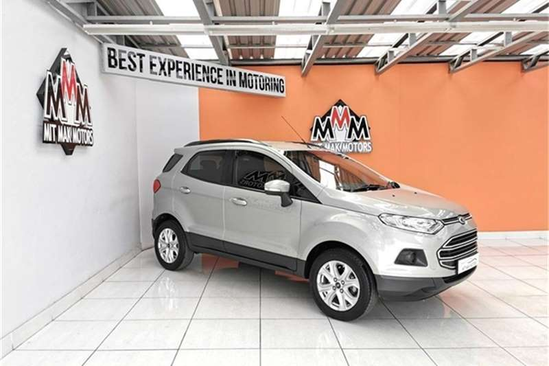 Used 2014 Ford Ecosport 1.0T Trend