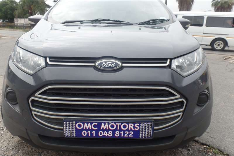 Ford Ecosport 1.0T Trend 2015