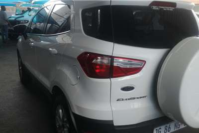 Ford Ecosport 1.0T Trend 2016