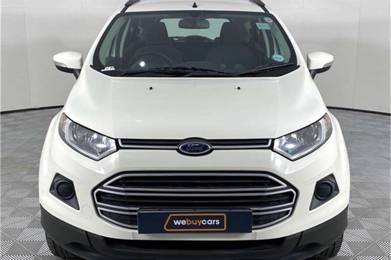 2016 Ford EcoSport EcoSport 1.0T Trend