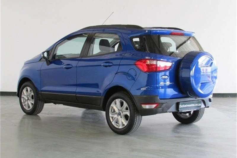 Ford EcoSport 1.0T Trend 2017