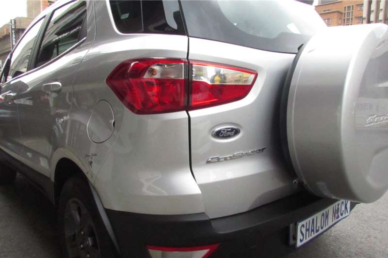 Ford Ecosport 1.0T Trend 2019